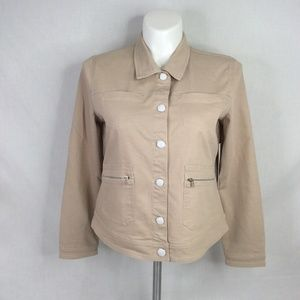 Tribal Jacket Button Up Coat